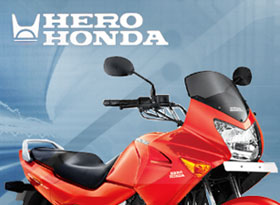 Hero Honda Interactive CD