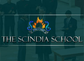 Scindia School Touch Screen