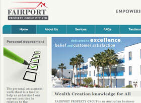 Fairport Property Group Website